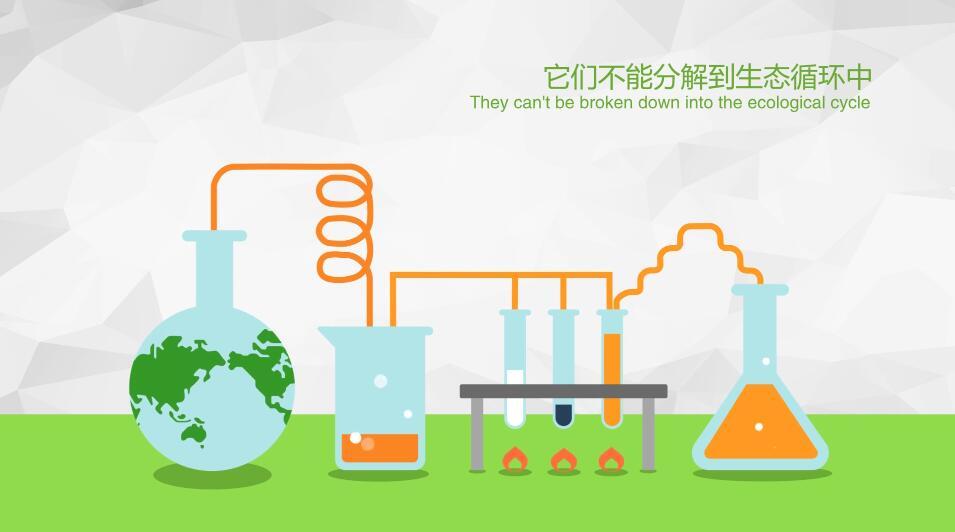 环境保护宣传动画:降解塑料插图1