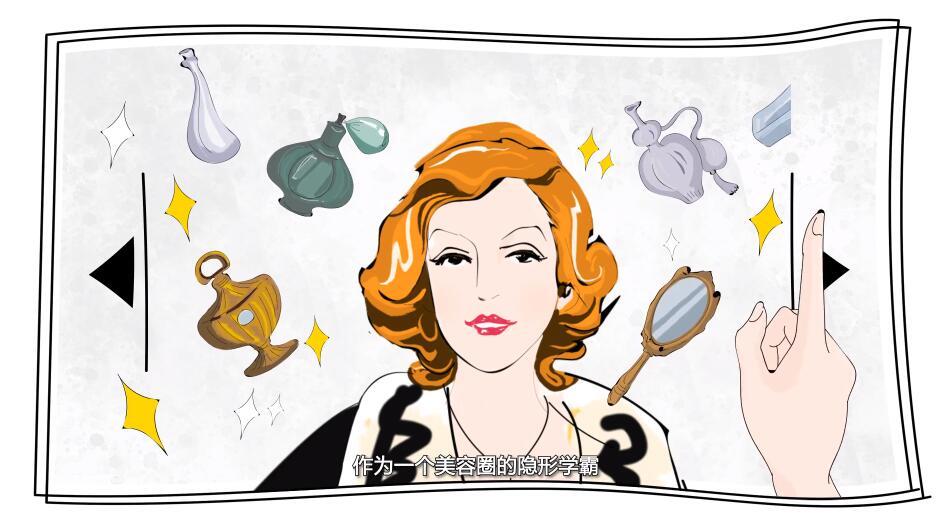 美容护肤产品介绍动画插图2