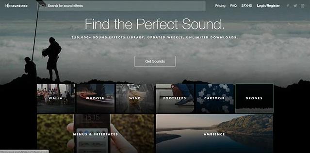 5个无版权背景音乐网站盘点插图3